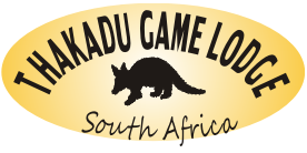 Thakadu Game Lodge & African Safaris Logo