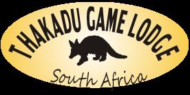 Thakadu Game Lodge & African Safaris Logo